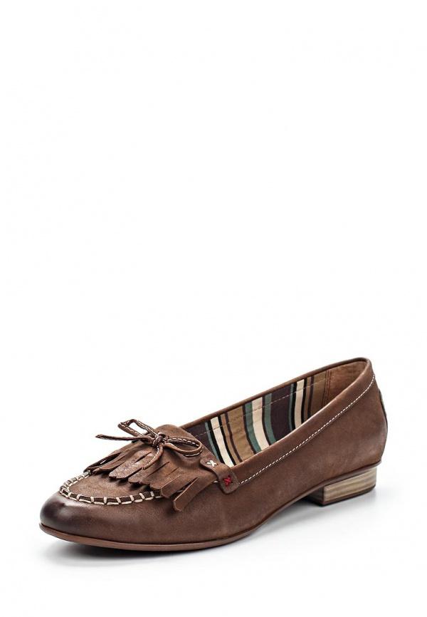 Туфли Tamaris 1-1-24208-24-311 коричневые