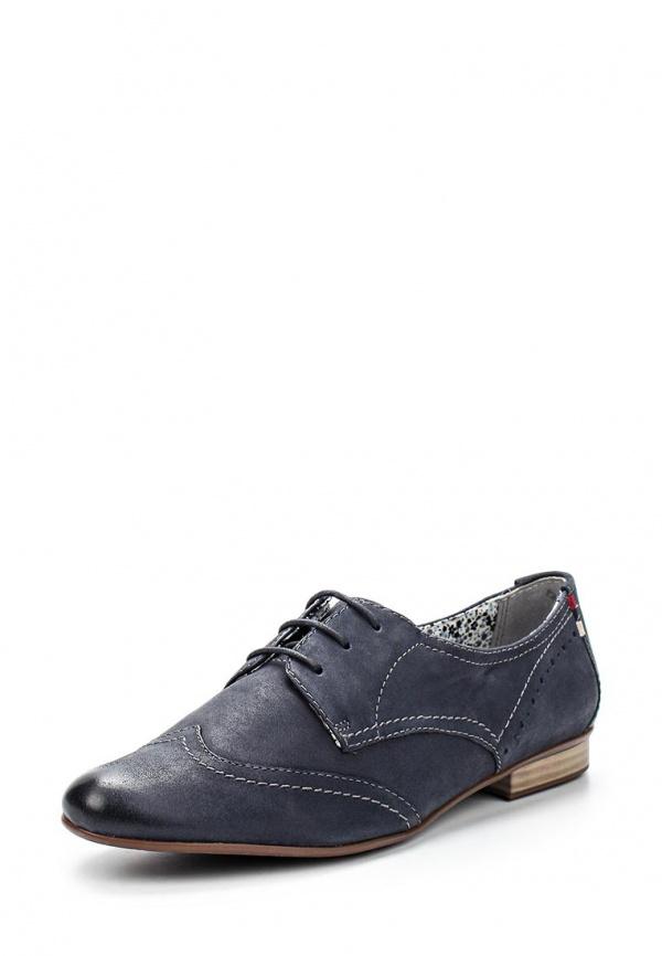Туфли Tamaris 1-1-23207-24-805 синие
