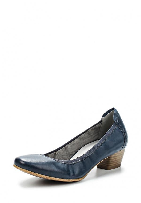 Туфли Tamaris 1-1-22307-24-805 синие