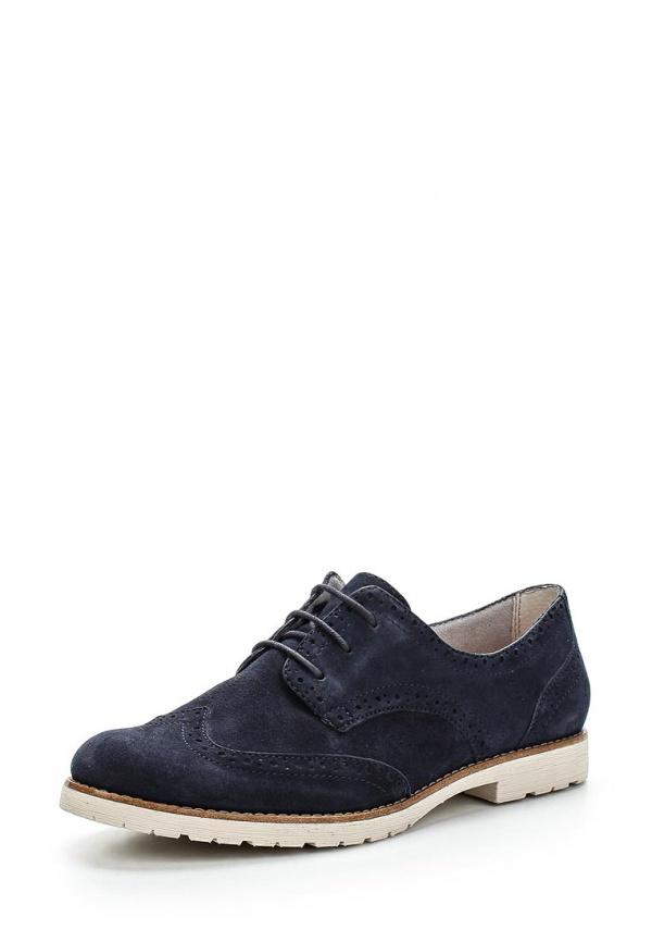 Ботинки Tamaris 1-1-23200-24-805 синие