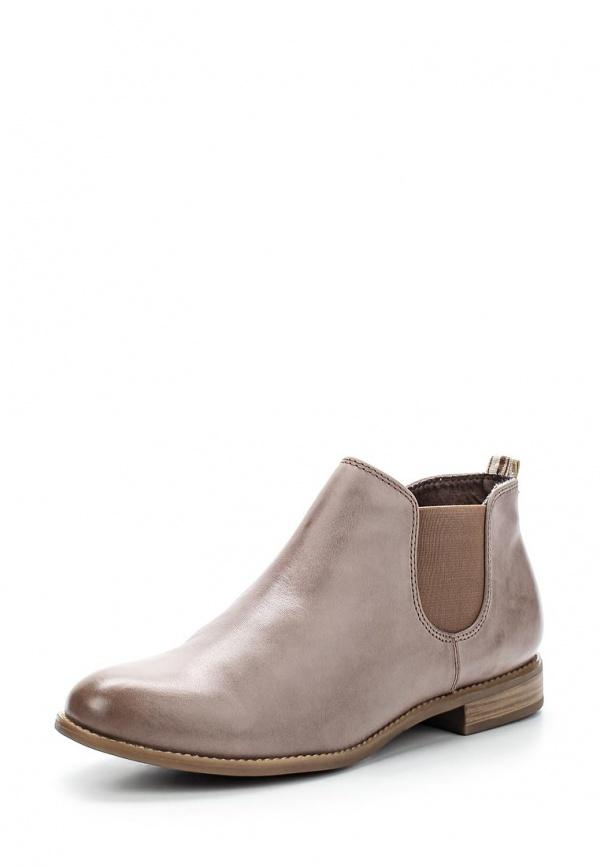 Ботинки Tamaris 1-1-25314-24-324 бежевые