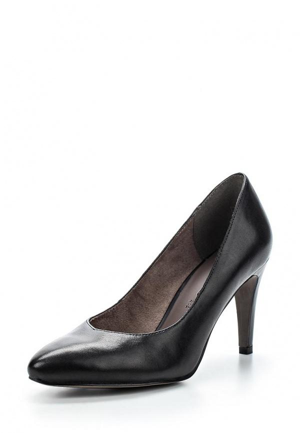 Туфли Tamaris 1-1-22429-24-001 чёрные