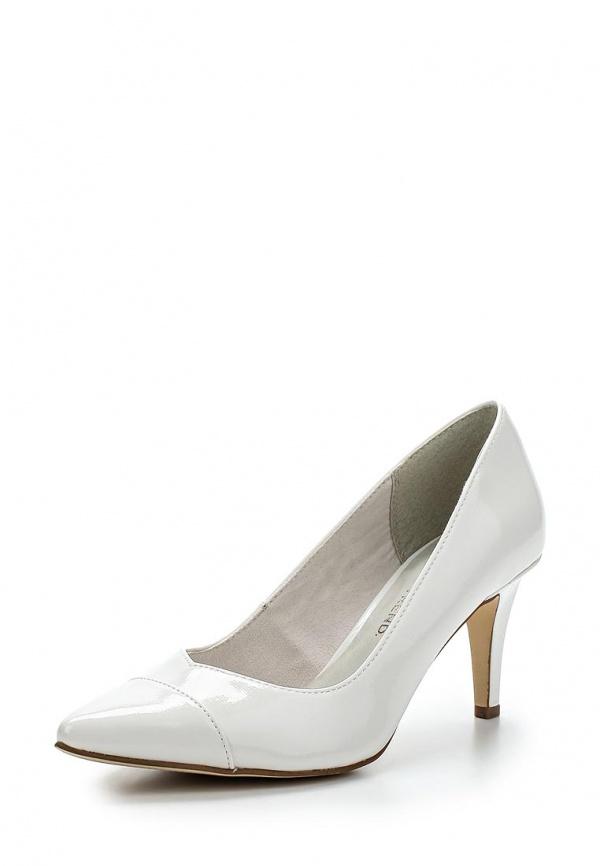 Туфли Tamaris 1-1-22447-24-123 белые