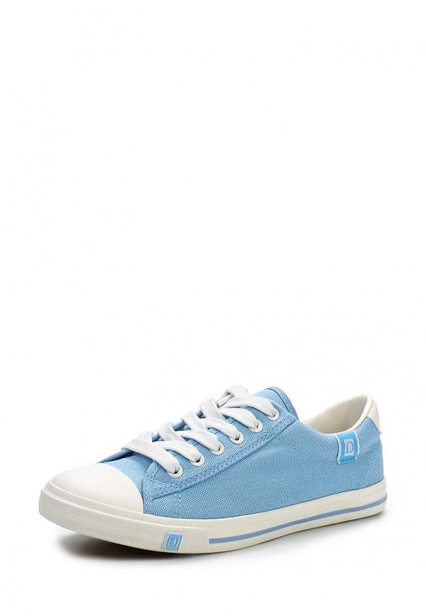 Кеды Ideal C9380 голубые
