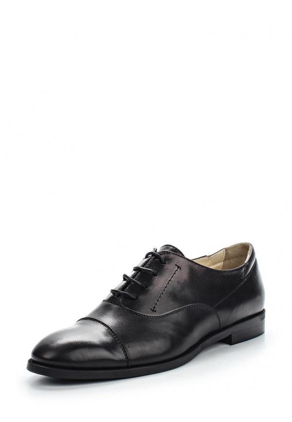 Ботинки Giotto 6592-500-111 чёрные