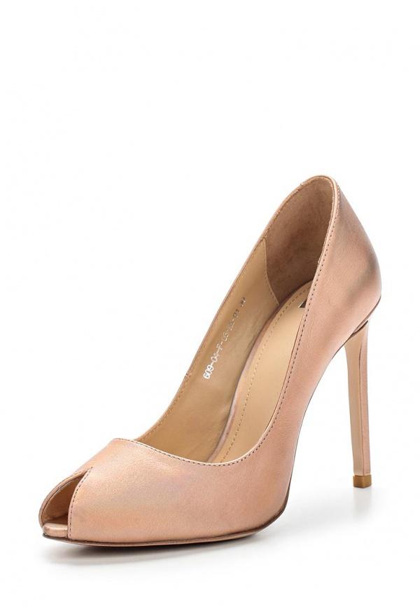 Туфли Calipso 609-04-F-03-KK-01 розовые