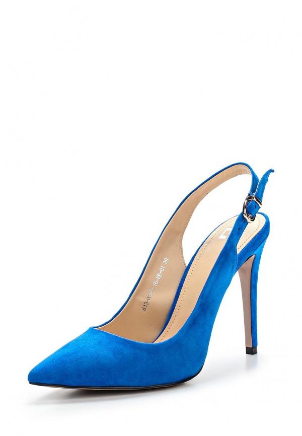 Туфли Calipso 613-03-F-16-VK-01 синие