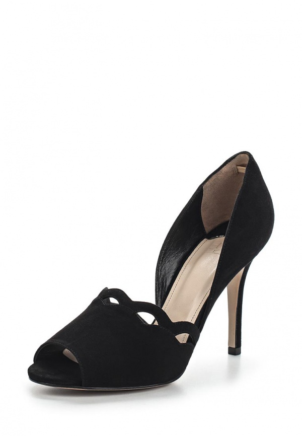 Туфли Calipso 682-10-LR-01-VK чёрные
