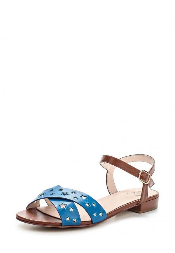 Сандалии Sinta 1511-10J1-M коричневые, синие