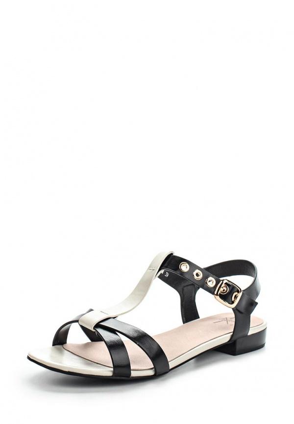 Сандалии Sinta 1511-12A-M белые, чёрные