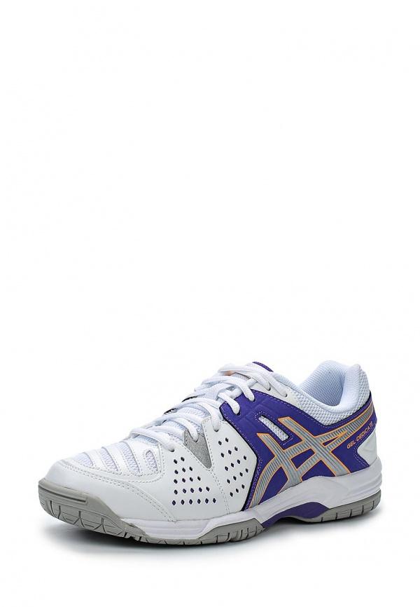 Кроссовки Asics E557Y белые