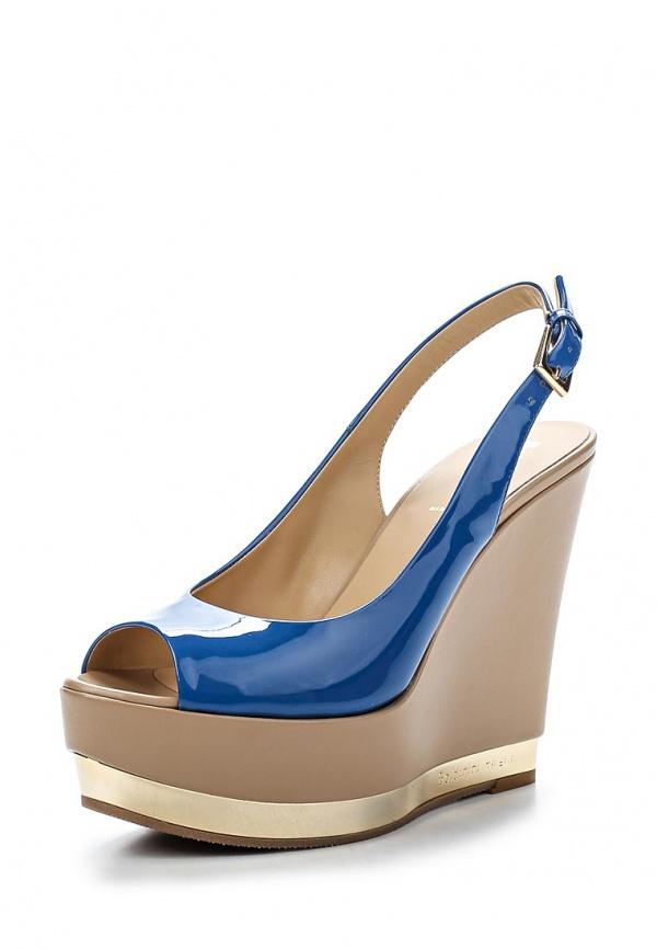Босоножки Baldinini 598851VEBG1641R синие