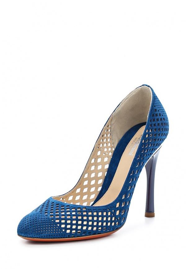 Туфли Baldinini 567003P91BVIBU1500 синие