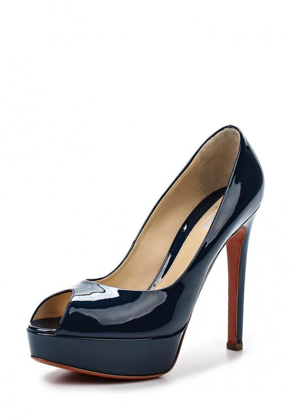 Туфли Baldinini 550601P91NANDY1501 синие