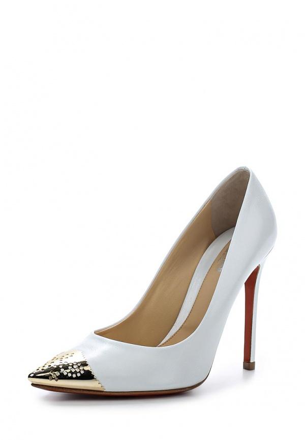 Туфли Baldinini 550121P01ASTEF9000 белые