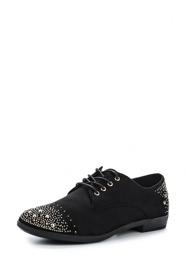 Ботинки Burlesque HRC-1512-46 чёрные