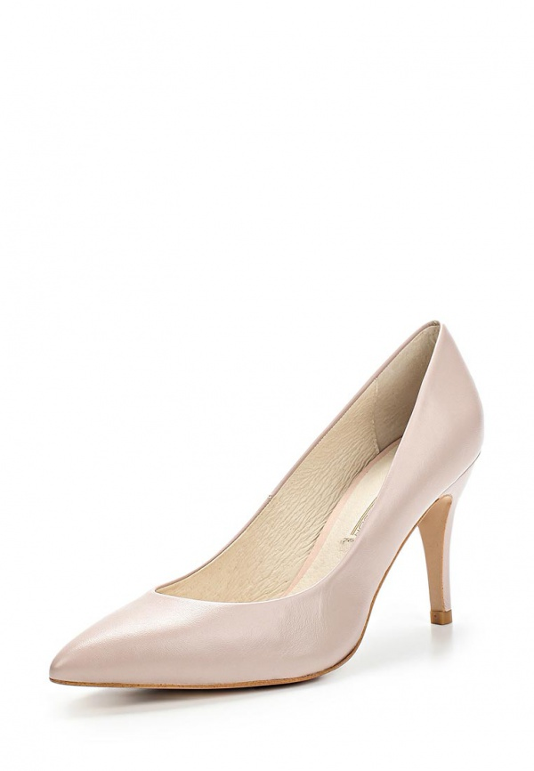 Туфли Buffalo London 11325-281 розовые