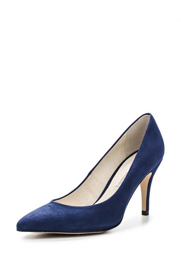 Туфли Buffalo London 11325-281 синие