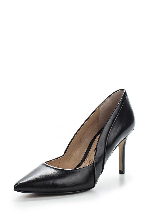 Туфли Buffalo London ZS 4011-14 чёрные