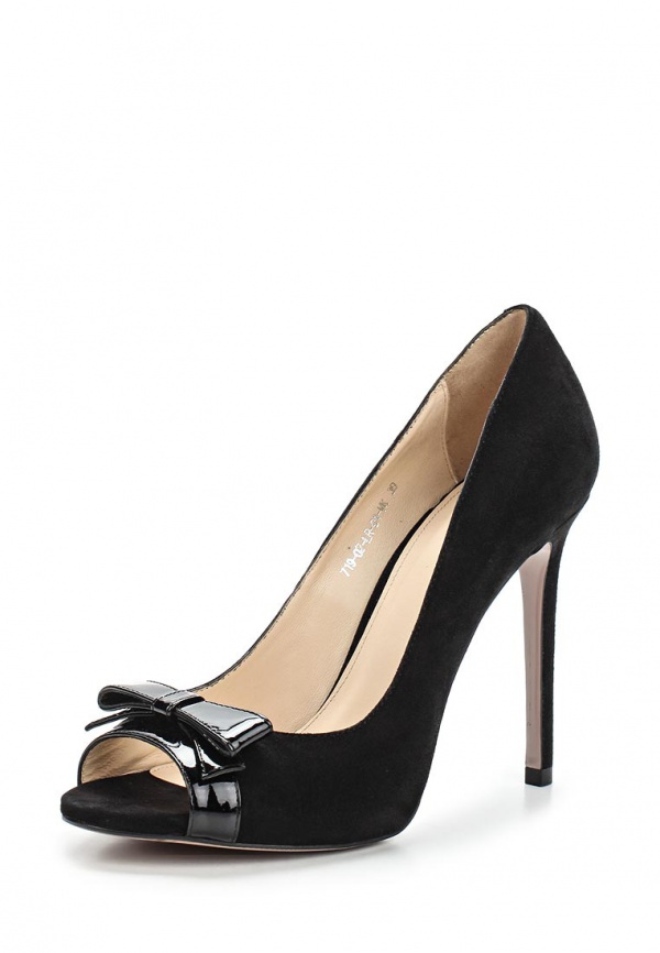 Туфли Calipso 719-02-LR-01-VK чёрные