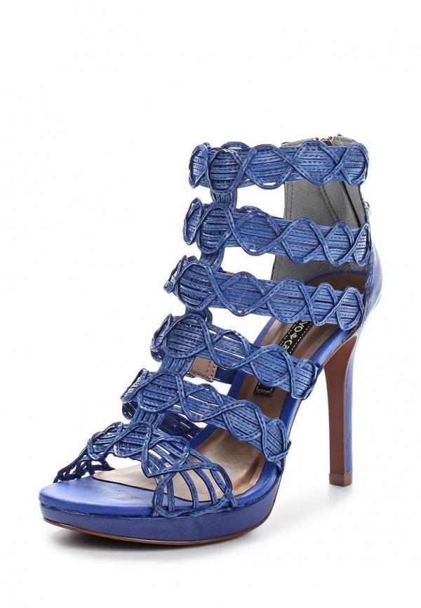 Босоножки Cravo & Canela 134403-4 синие