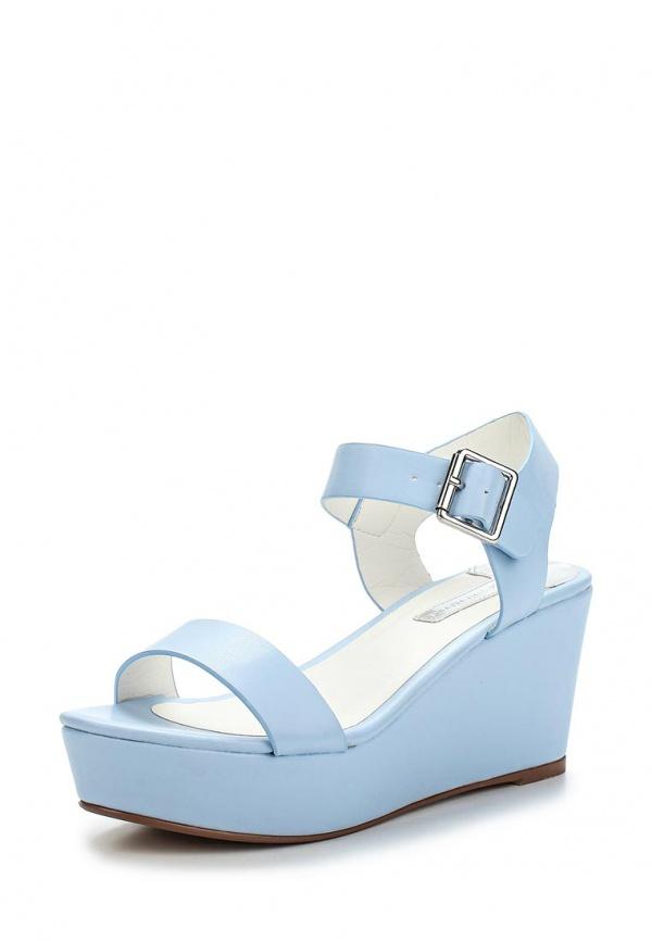 Босоножки Dorothy Perkins 22307750 голубые