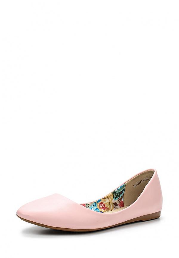 Балетки Evita EV1224-515-16 розовые
