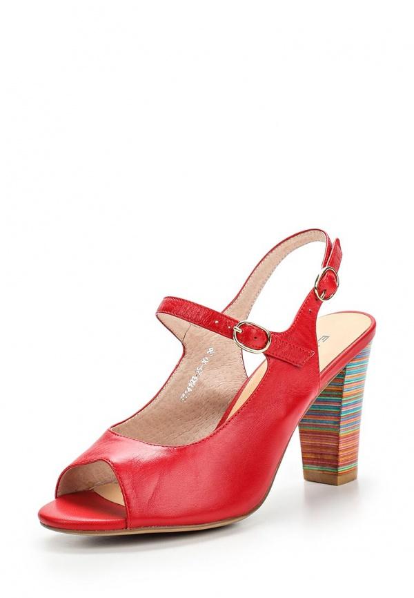 Босоножки Evita EV14193-25-10 красные