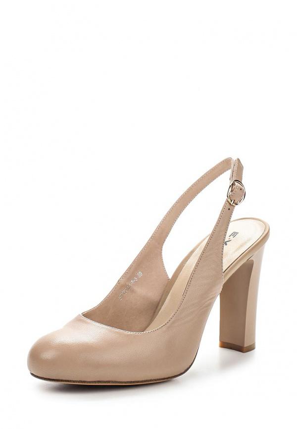 Туфли Evita EV15002-7-3 бежевые