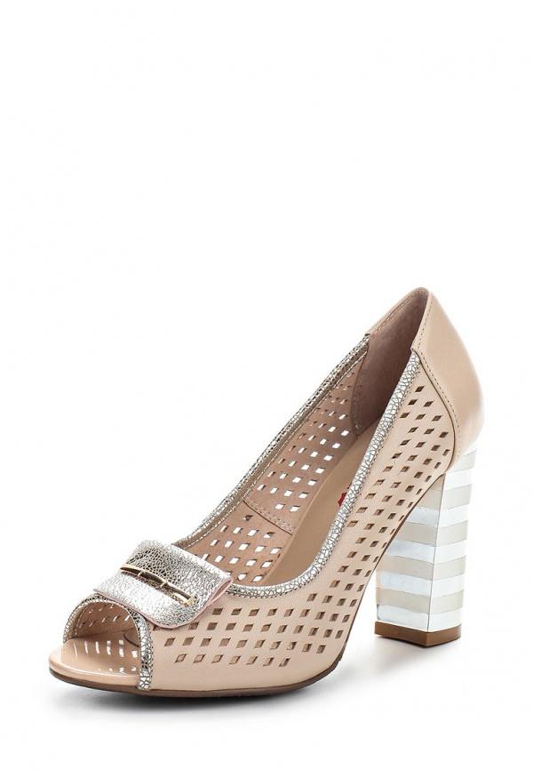 Туфли Evita EV15207-9-3 бежевые