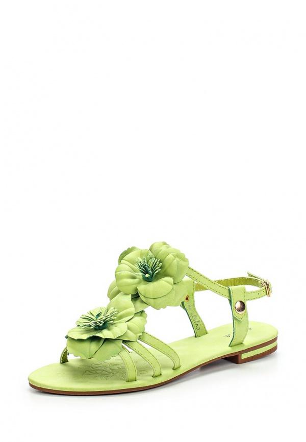 Сандалии Evita EV1538-3-9 зеленые