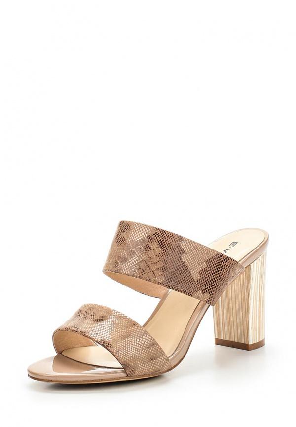 Сабо Evita EV13045-03-4-15 коричневые