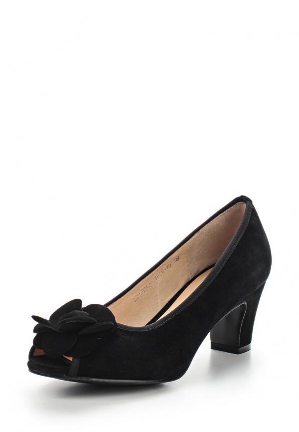 Туфли Evita EV13012-03-1V-15 чёрные