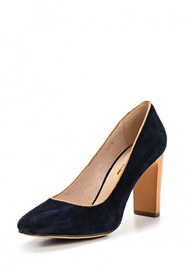 Туфли Evita EV15000-3-23V коричневые, синие