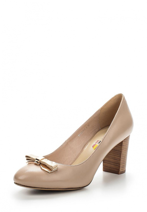 Туфли Evita EV15012-6-3 бежевые