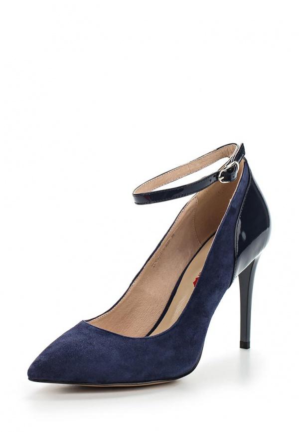 Туфли Evita EV15013-3-23V синие