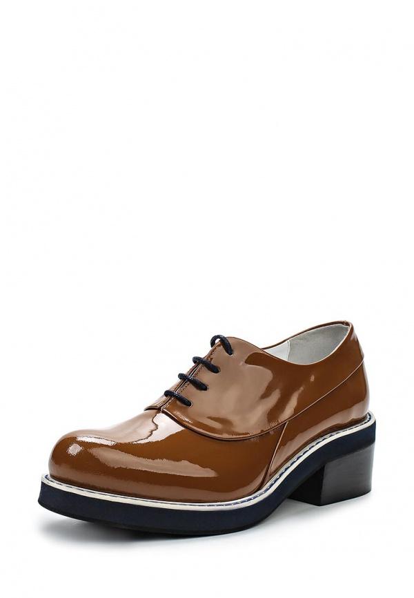 Ботинки Finery London 2003SS1511 коричневые