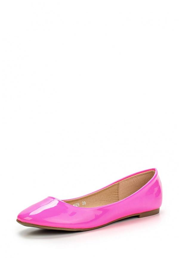 Балетки Girlhood M29 розовые