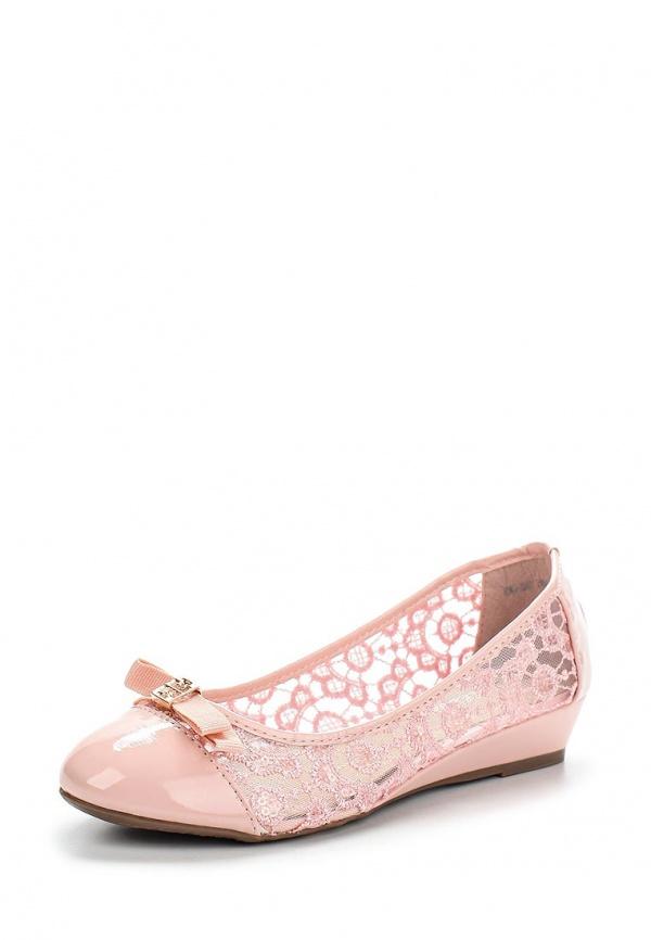 Туфли Girlhood D8-50 розовые