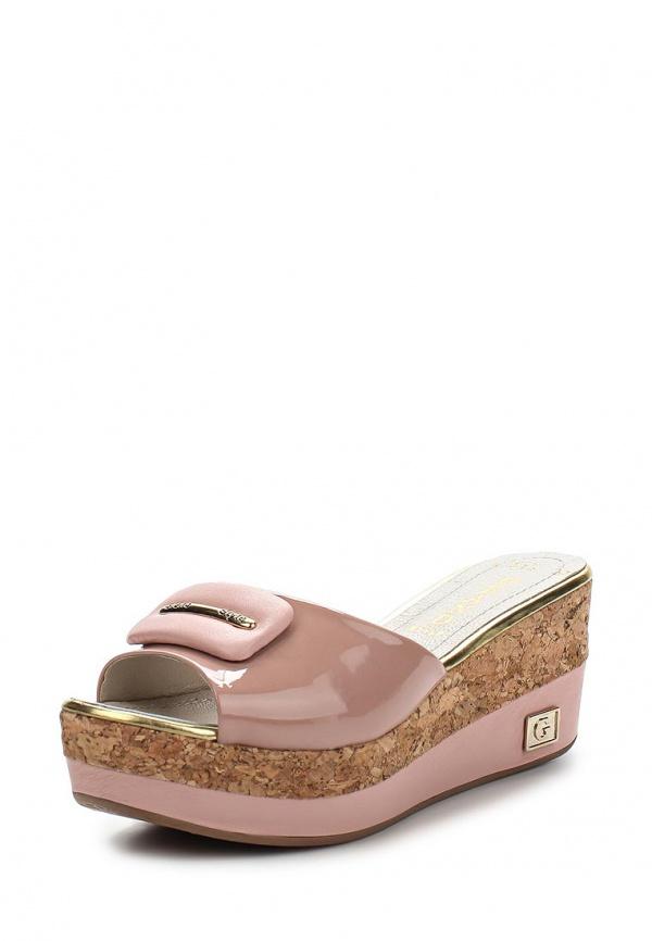 Сабо Grand Style C314-93-270 белые, розовые