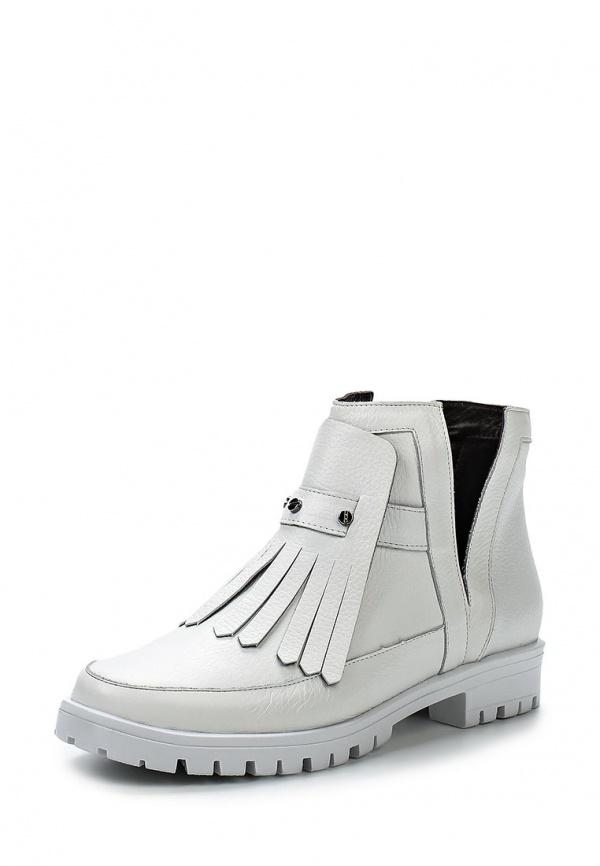 Ботинки Grand Style D15KB-0227 белые