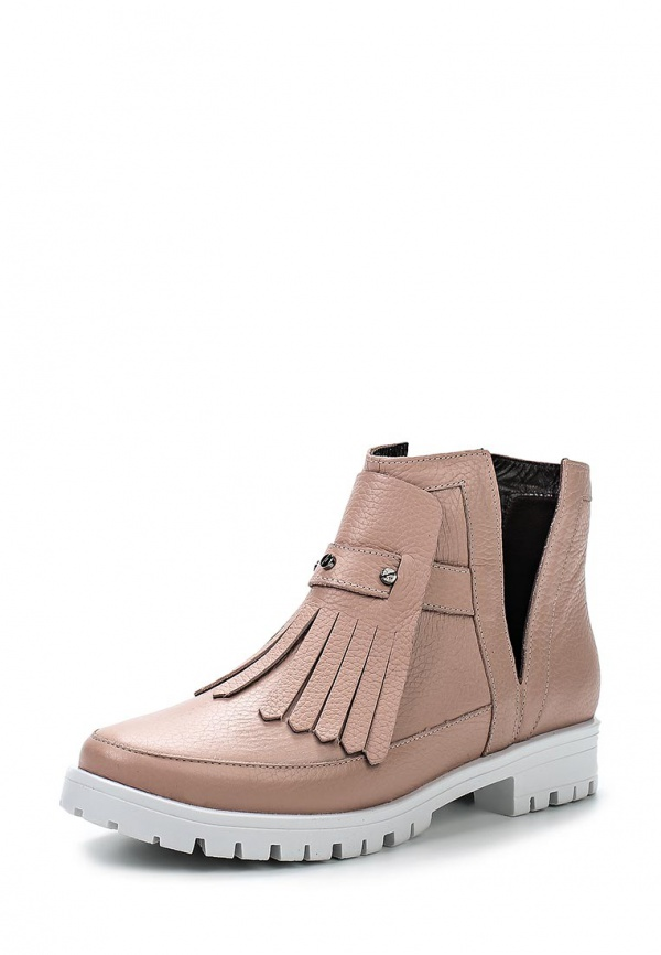 Ботинки Grand Style D15KB-0227 розовые