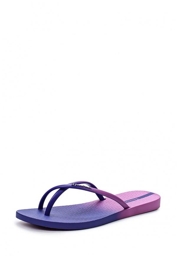 Сланцы Ipanema 81564-23713-B фиолетовые