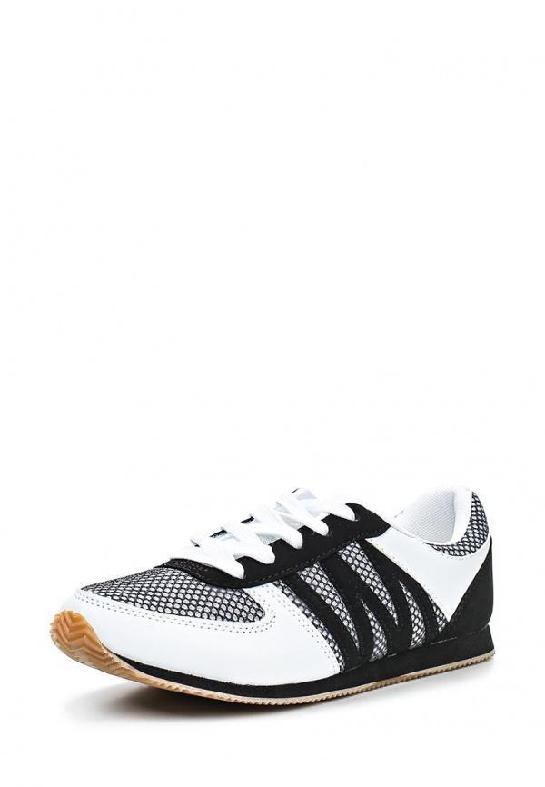 Кроссовки Jennyfer ACH14YJOGINT белые, чёрные