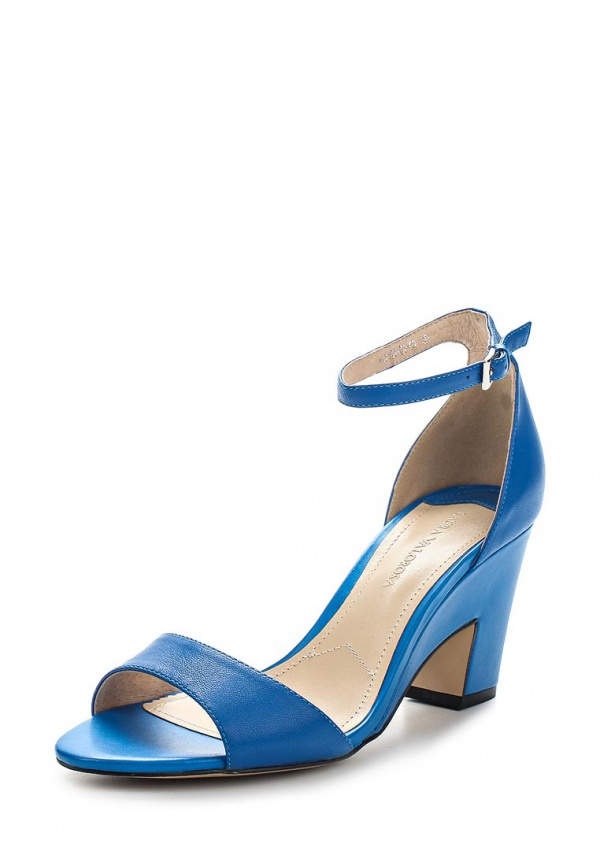 Босоножки Laura Valorosa 757507/02-02 синие