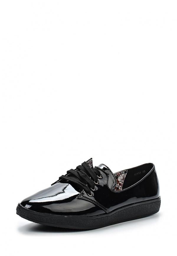 Ботинки Max Shoes M110 чёрные