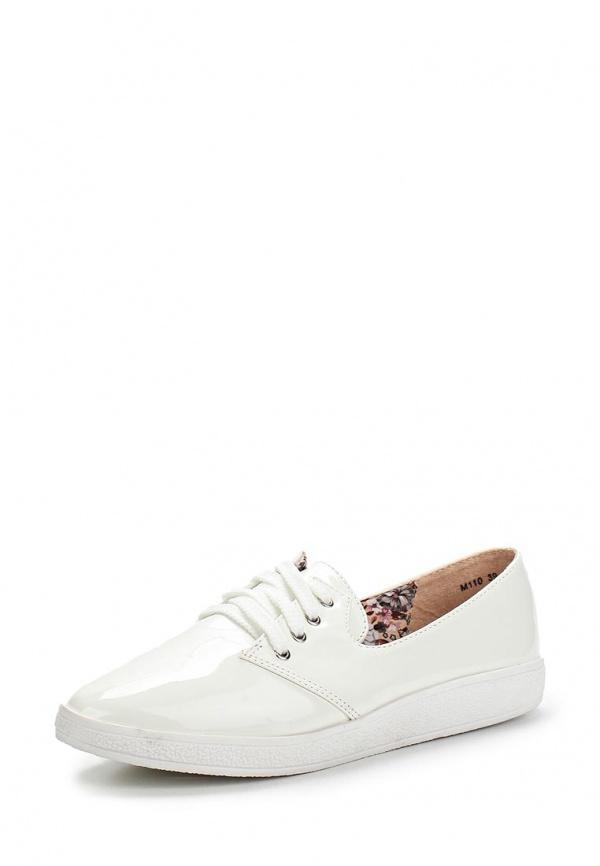Ботинки Max Shoes M110 белые