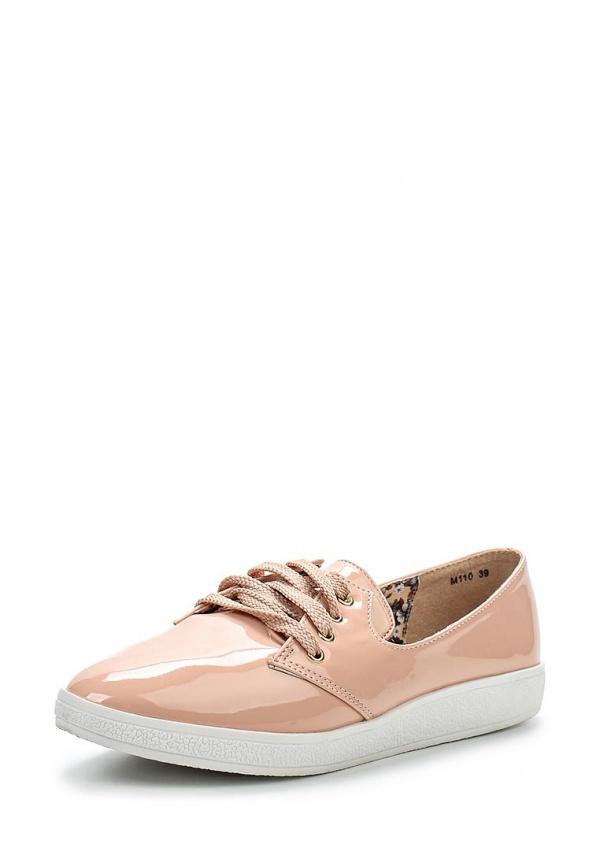 Ботинки Max Shoes M110 розовые