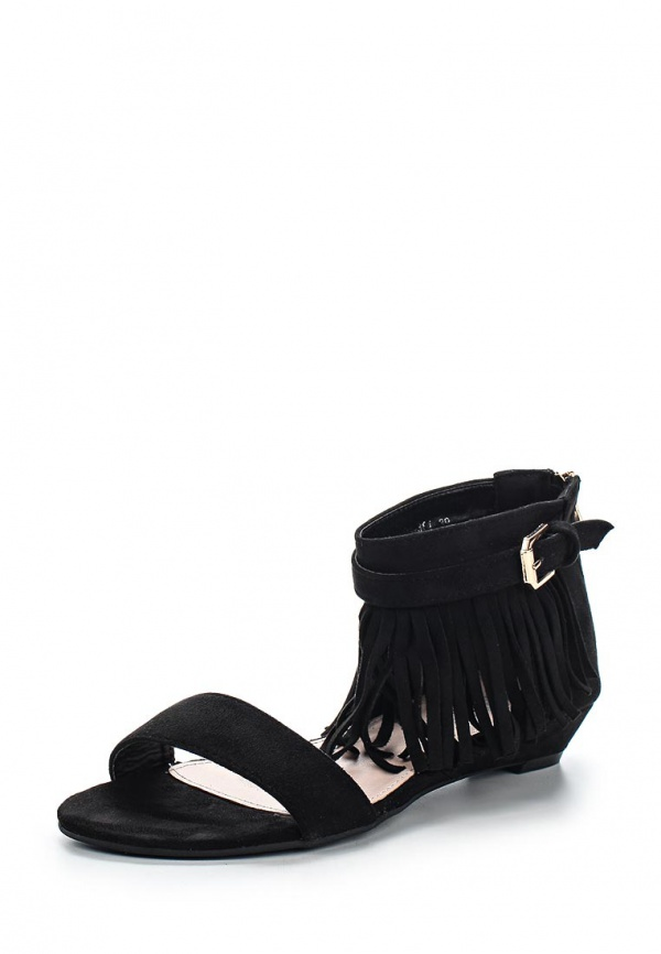 Сандалии Max Shoes 1408-361 чёрные