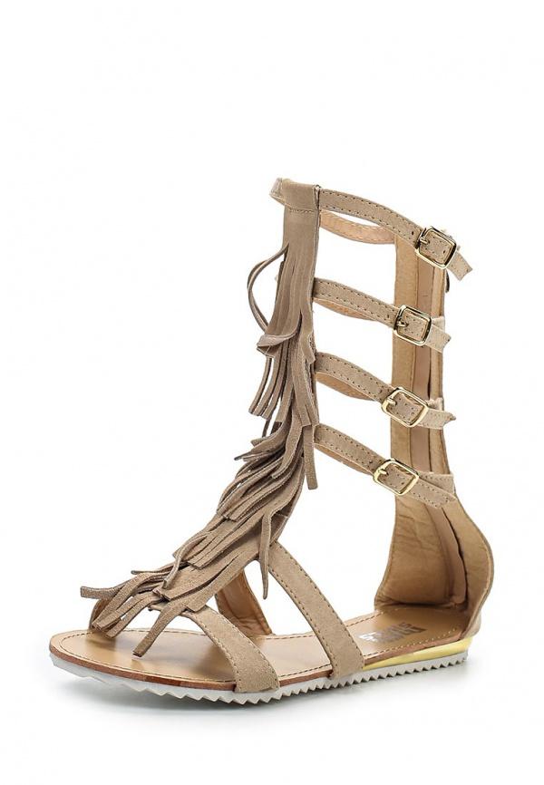 Сандалии Max Shoes L88-53 бежевые